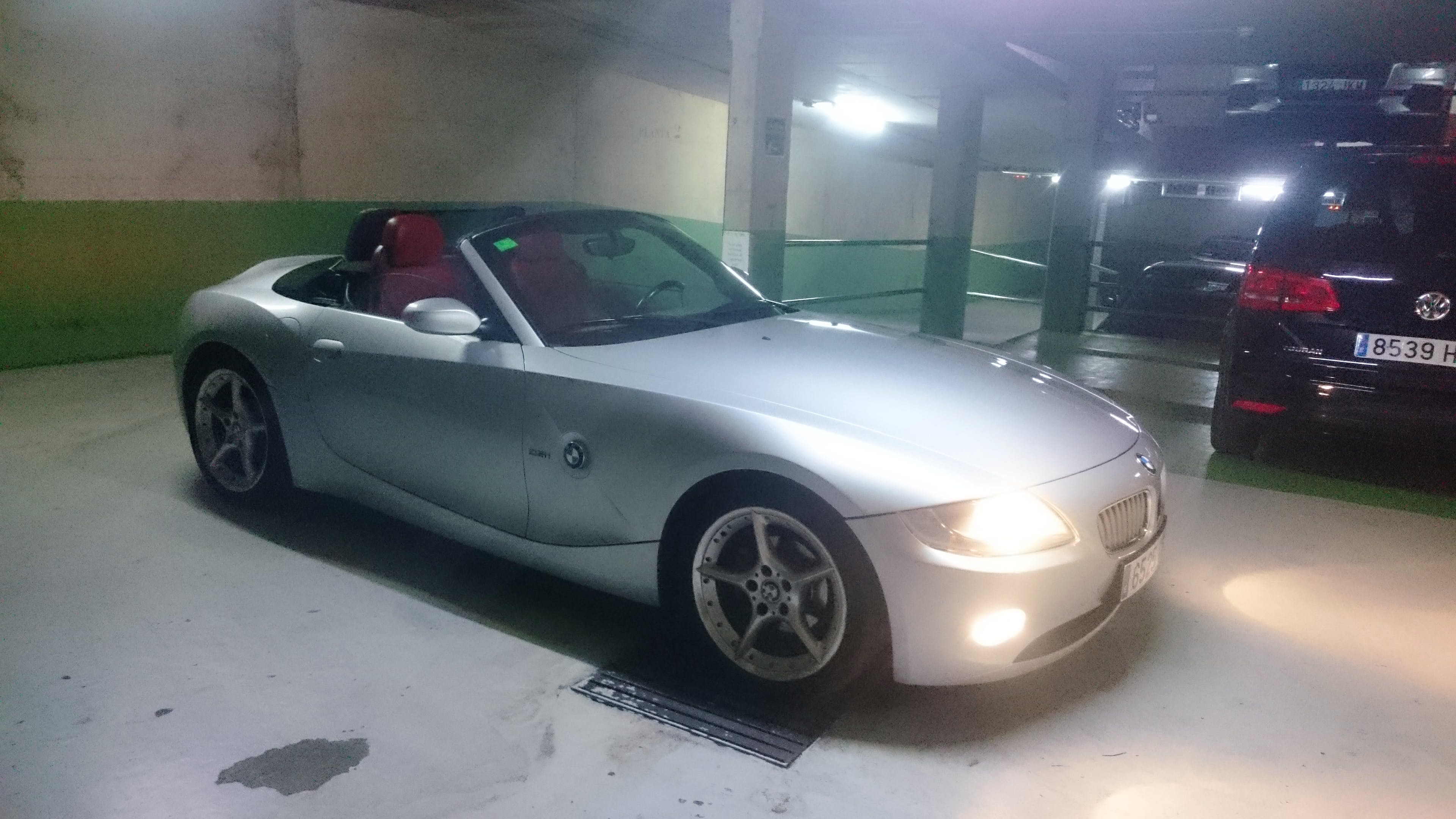 Bmw Z4 2.5i 192cv con Entrada de Audio/iPod