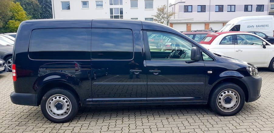 volkswagen caddy maxi 2013 diesel in hannover anderter stra e mieten. Black Bedroom Furniture Sets. Home Design Ideas