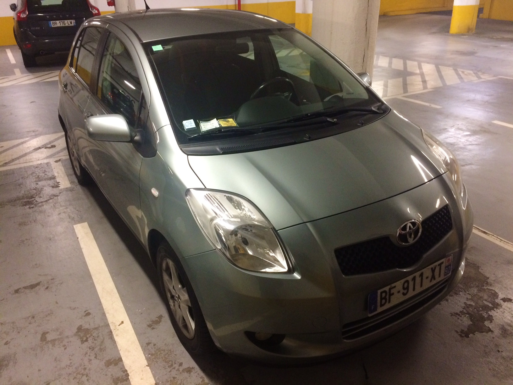 TOYOTA Yaris, 2007, Essence - Citadine Paris (75)