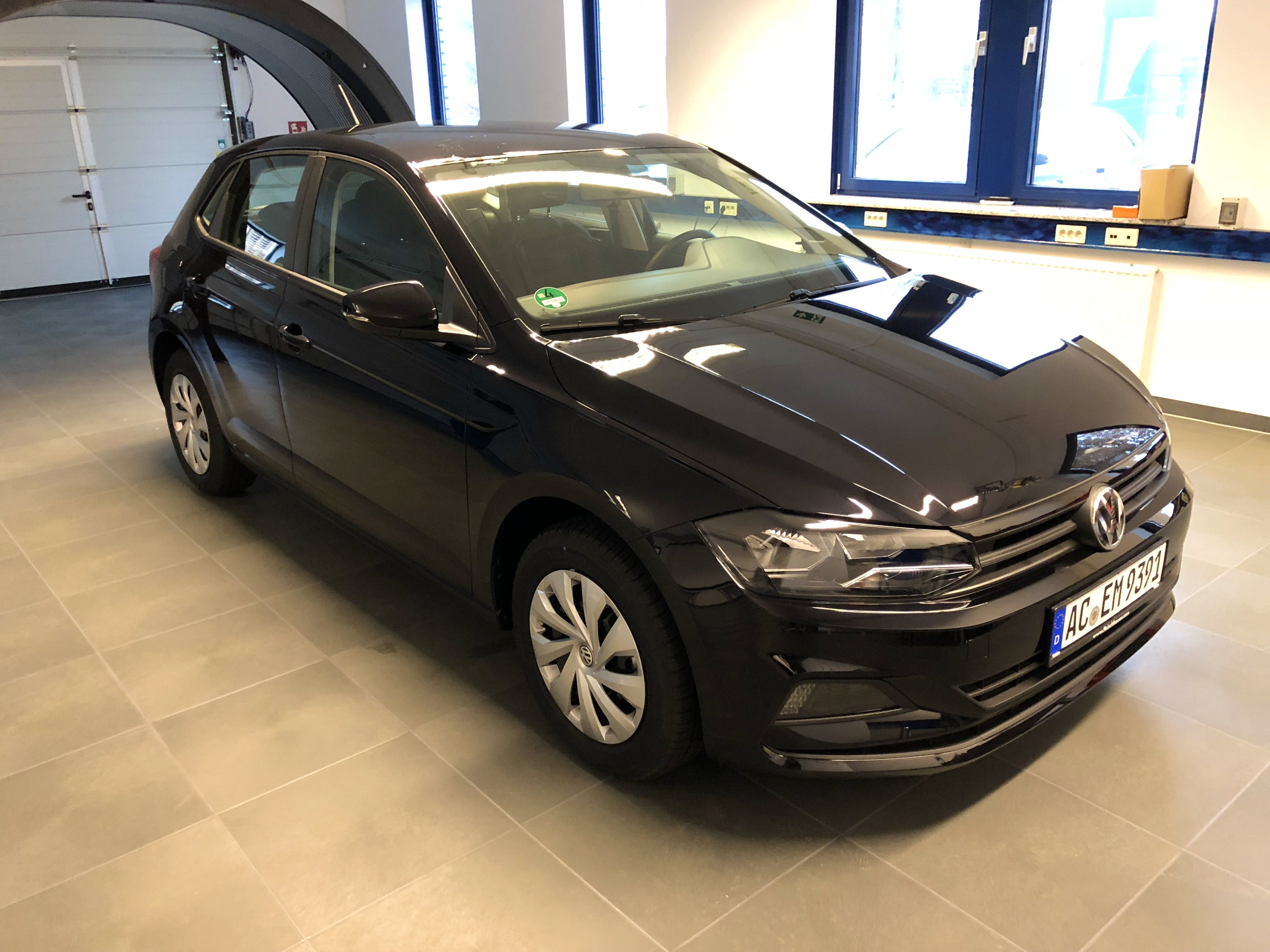 Volkswagen Polo mit Audio-/iPod-Zugang