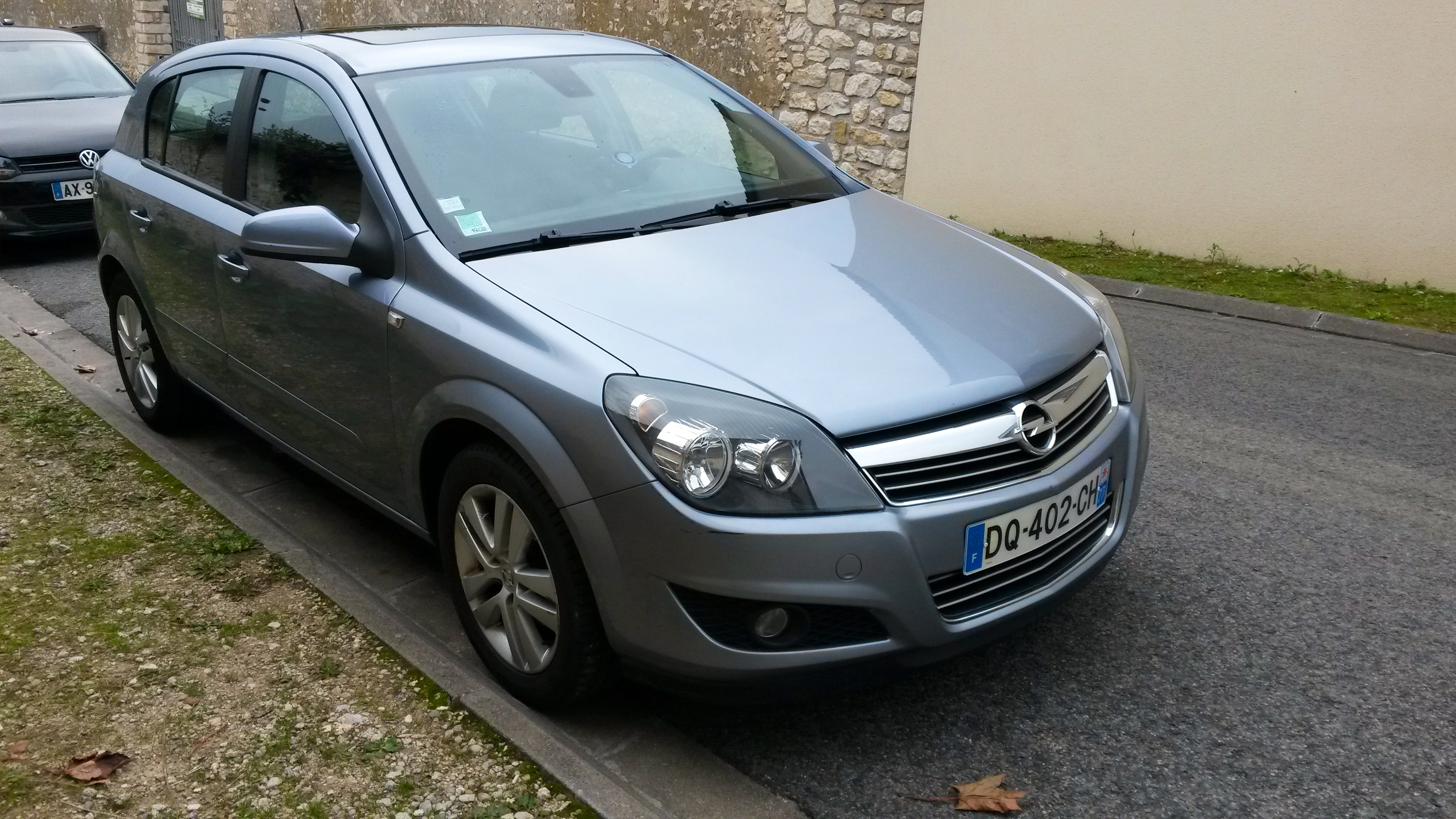 OPEL  ASTRA 1.7 CDTI PANORAMIQUE, 2007, Diesel