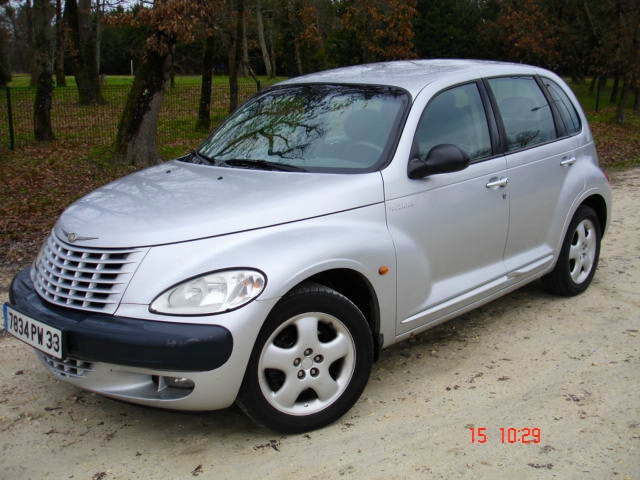 Chrysler Pt Cruiser, 2001, Essence - 4x4 Draguignan (83)